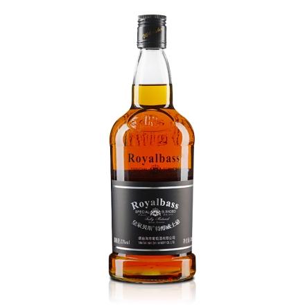 【清仓】23°皇家贝斯特醇威士忌700ml