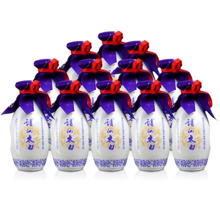 52°诗仙太白小酒-小诗仙125ml(12瓶装)