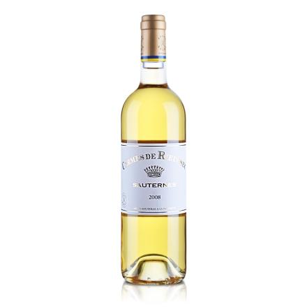 【清仓】法国拉菲律塞克城堡副牌贵腐甜白葡萄酒750ml