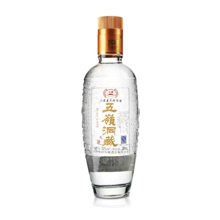 52°五岭洞藏黑金刚品鉴酒200ml(乐享)