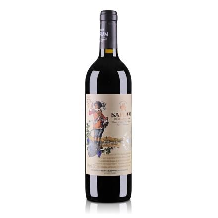 法国西夫拉姆品酒师特级干红葡萄酒750ml
