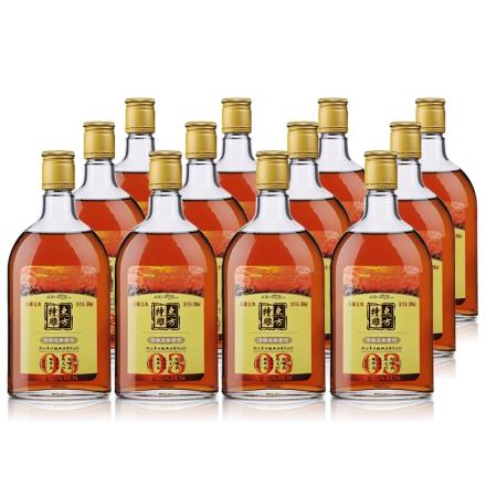 11°东方特雕清醇3年黄酒500ml (12瓶装)