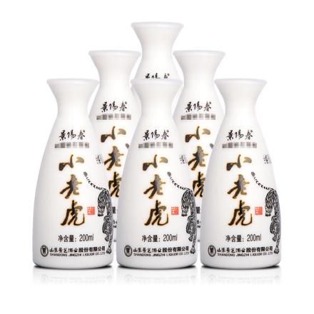 52°景阳春小老虎200ml(6瓶装)