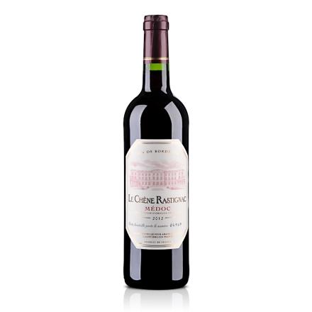 法国红酒海蒂克梅多克干红葡萄酒750ml