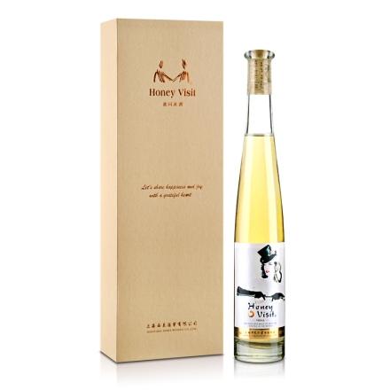 液问冰白葡萄酒礼盒375ml(乐享)