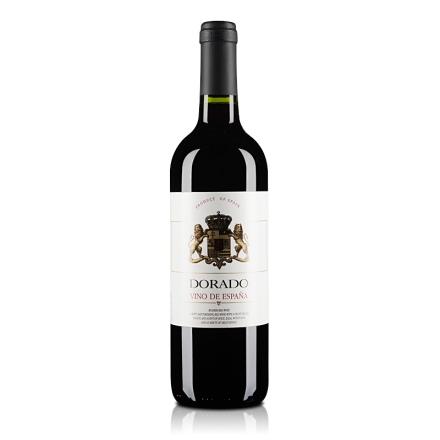 11°西班牙皇家金狮干红葡萄酒750ml(乐享)