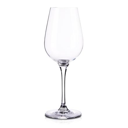 无铅水晶玻璃红酒杯387ml