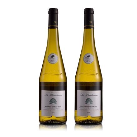法国拉奥丁尼尔干白葡萄酒750ml(双瓶装)