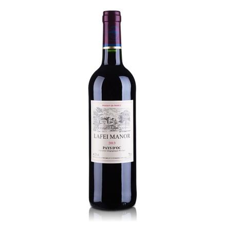 法国拉菲庄园法莱利经典干红葡萄酒