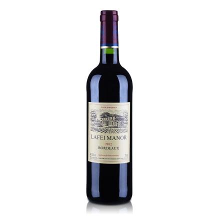 法国拉菲庄园法莱利金冠干红葡萄酒