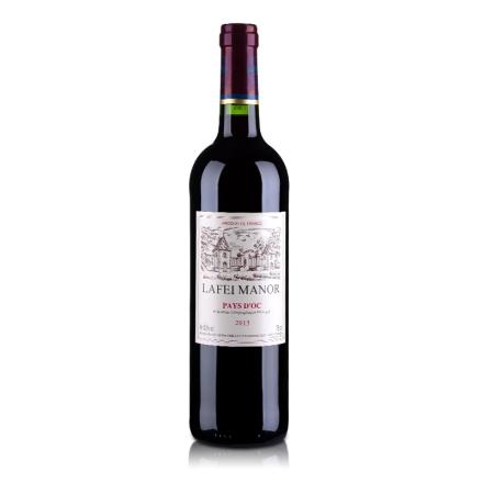 法国拉菲庄园法莱利干红葡萄酒