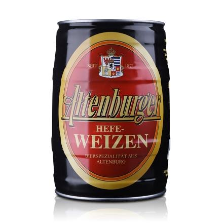德国阿登堡酵母型小麦白啤酒5L