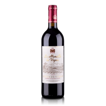 【清仓】法国维纳斯庄园干红葡萄酒750ml