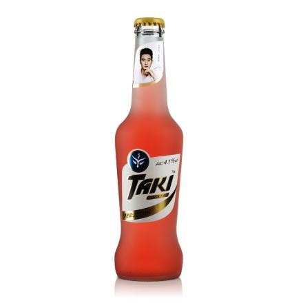 【清仓】4.1°达奇TAKI黑加仑味伏特加鸡尾酒(预调酒)纯情装275ml