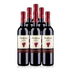 【清仓】中国沙莊原生态种植赤霞珠干红葡萄酒750ml(6瓶装)