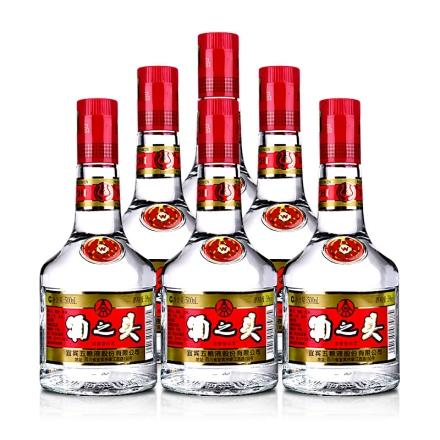 38°五粮液股份有限公司·酒之头普瓶500ml(6瓶装)