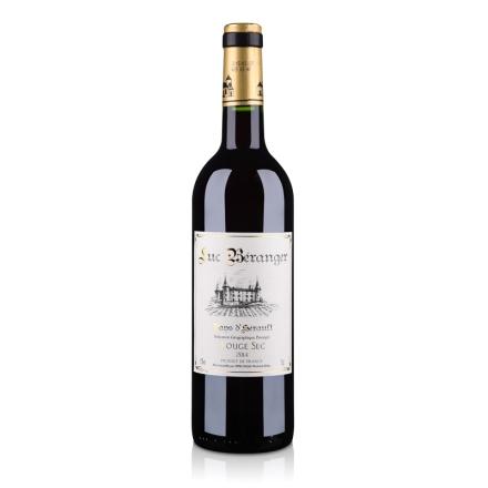 法国吕克贝朗杰2014干红葡萄酒750ml