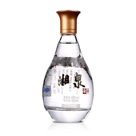 【清仓】69°湘泉酒100ml