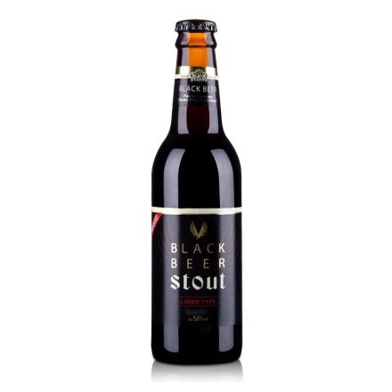 【清仓】韩国5°海特黑啤酒Black Beer330ml
