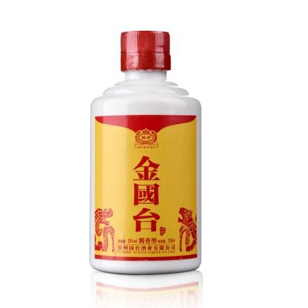 53°金国台酒125ml(酱香型白酒)125ml(乐享)