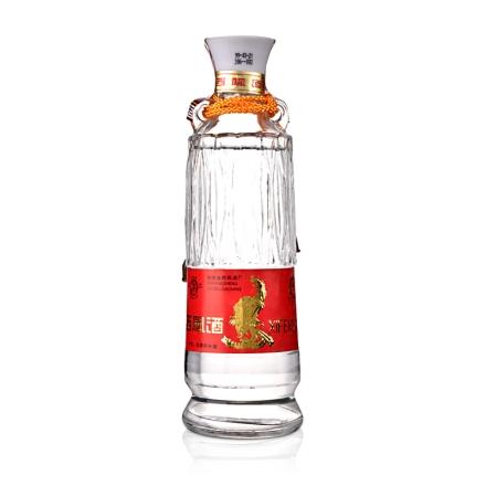 【老酒】39°西凤酒水晶瓶500ml(90年代)