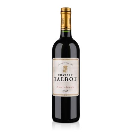 (列级庄·名庄正牌)法国大宝酒庄2007干红葡萄酒750ml(又名:塔博)