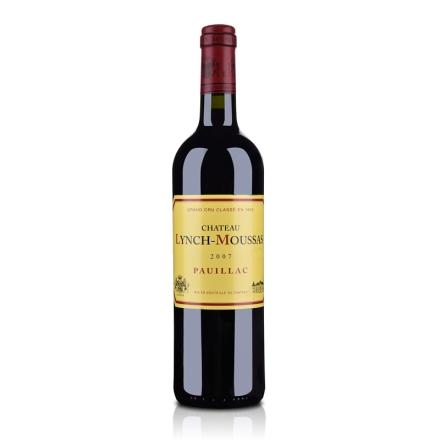 (列级庄·名庄正牌)法国靓茨摩酒庄2007干红葡萄酒750ml(又名:林治莫莎)