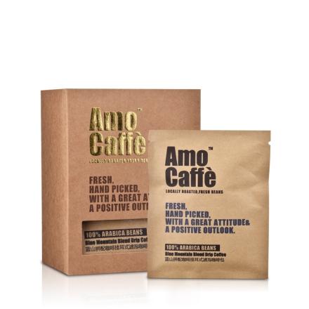 AMO自磨咖啡