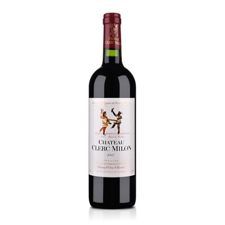 (列级庄·名庄正牌)法国米隆修士堡2007干红葡萄酒750ml(又名:克拉米伦)