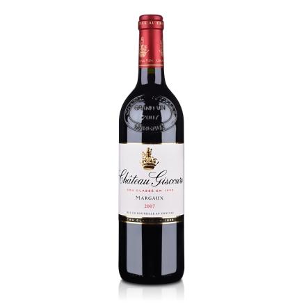 (列级庄·名庄正牌)法国美人鱼酒庄2007干红葡萄酒750ml(又名:基库)