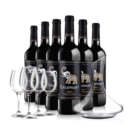 智象赤霞珠干红葡萄酒750ml   (6瓶装)