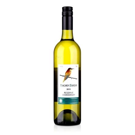 【清仓】澳大利亚朗翡洛荆棘鸟莎当妮干白葡萄酒750ml
