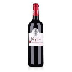 【随时随意波尔多】法国红酒法国波漾城堡村庄级AOC干红葡萄酒750ml