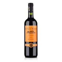 法国红酒进口中级庄三宝利酒庄干红葡萄酒2009 750ml