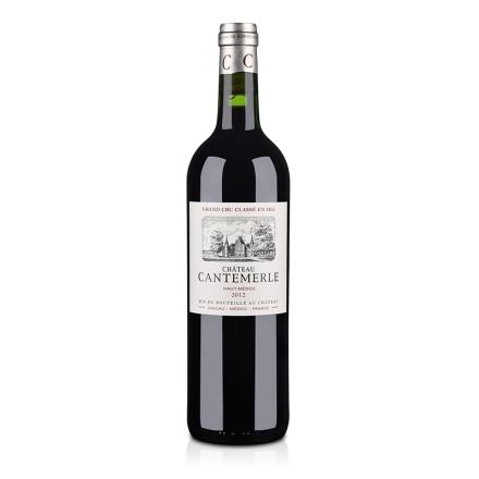 (列级庄·名庄·正牌)佳得美酒庄2012干红葡萄酒750ml