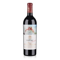 (列级庄·名庄·正牌)法国红酒木桐城堡2012干红葡萄酒750ml