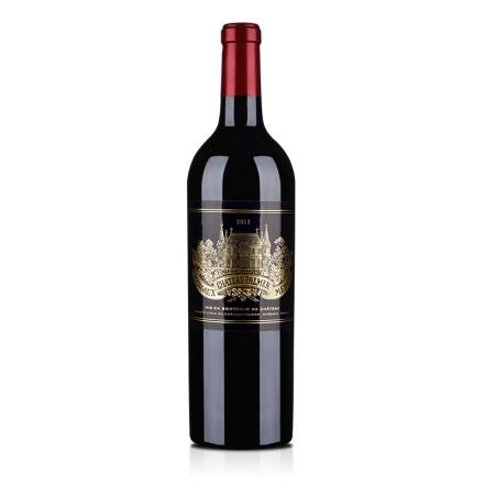 (列级庄·名庄·正牌)宝玛酒庄2013干红葡萄酒750ml(又名宝马、帕玛、帕美)