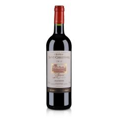 法国红酒圣克里斯多夫堡干红葡萄酒 750ml