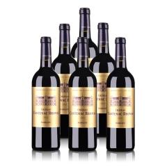 (列级庄·名庄·正牌)法国肯德布朗城堡2013 红葡萄酒750ml(6瓶装)