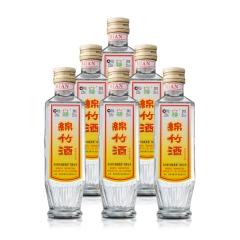 【老酒】52°小方瓶绵竹酒250ml(2013年)(6瓶装)