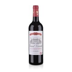 法国红酒维克特干红葡萄酒750ml