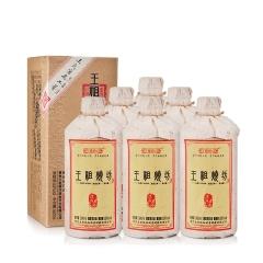 53°王祖烧坊窖藏原浆深邃老酒500ml(6瓶装)