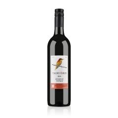 【包邮】澳大利亚原瓶进口红酒朗翡洛荆棘鸟珍藏西拉红葡萄酒750ml