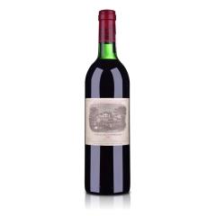 (1982年拉菲·列级庄·名庄·正牌)法国拉菲酒庄1982干红葡萄酒750ml