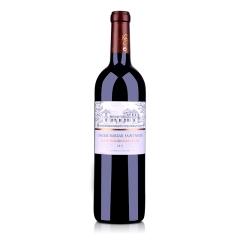 法国红酒圣安德烈堡干红葡萄酒750ml