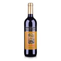 西班牙红酒西班牙歌帕天堂·爱丽丝干红葡萄酒750ml