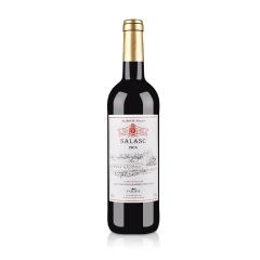 法国红酒法国萨拉斯干红葡萄酒