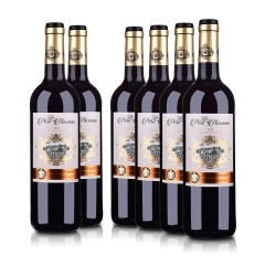 法国整箱红酒老诺曼科比埃AOP红葡萄酒750ml(6瓶装)