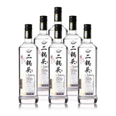 45°牛栏山特制八年二锅头700ml(6瓶装)