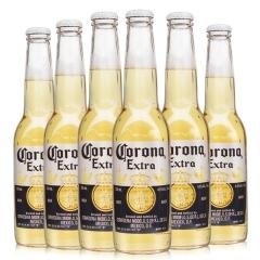 墨西哥风味啤酒 CORONA科罗娜啤酒330ml(6瓶装)